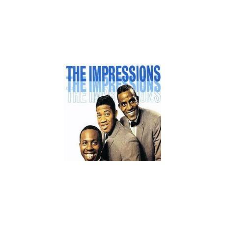 "IMPRESSIONS ""The Impressions"" LP"