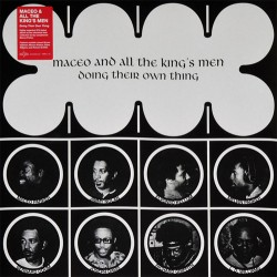 "MACEO & ALL THE KING'S MEN ""Doing Their Own Thing"" LP 180GR."