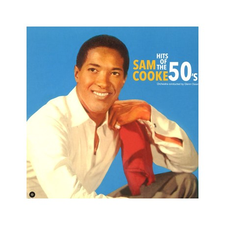 """SAM COOKE """"Hits Of The 50's"""" LP"""