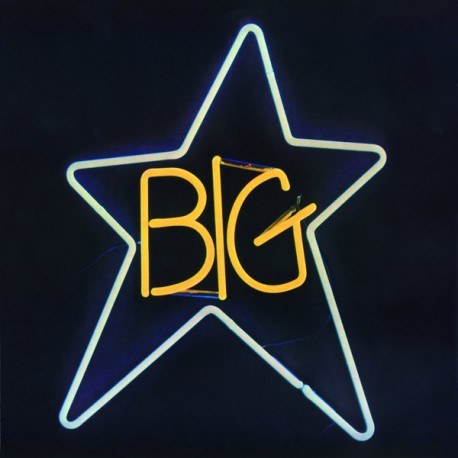 "BIG STAR ""1 Record"" LP 180GR."