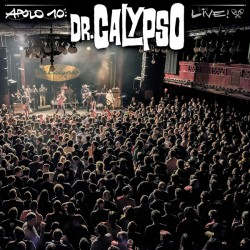"DR. CALYPSO ""Apolo 10: Live!"" 2LP Color."