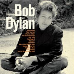 "BOB DYLAN ""Bob Dylan - Debut Album"" LP Color."