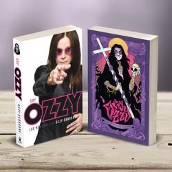 """OZZY OSBOURNE """"Soy Ozzy"""" Libro Black Sabbath"""