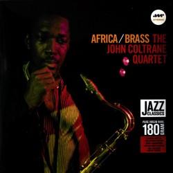"""JOHN COLTRANE QUARTET """"Africa / Brass"""" LP 180GR."""