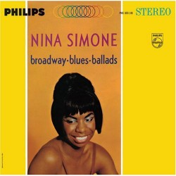 "NINA SIMONE ""Broadway - Blues - Ballads"" LP 180GR."
