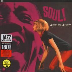 """ART BLAKEY """"Soul!"""" LP 180GR."""
