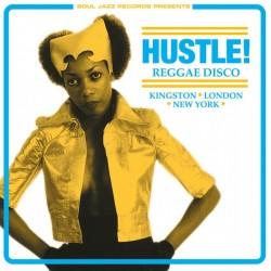 "VV.AA. ""Hustle! Reggae Disco"" 3 LPs SOUL JAZZ RECS."