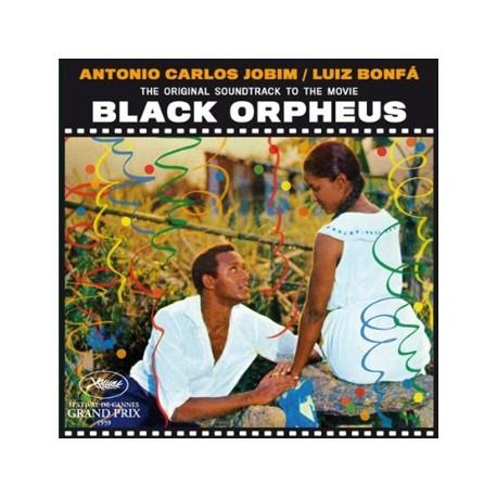 """B.S.O. """"Black Orpheus"""" Antonio Carlos Jobim & Luiz Bonfá LP"""