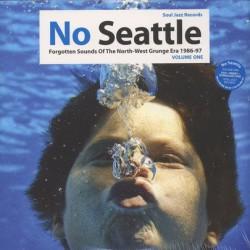 """VV.AA. """"No Seattle Vol.1"""" 2LP."""