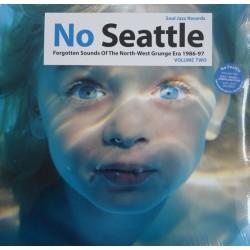 """VV.AA. """"No Seattle Vol.2"""" 2LP."""