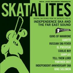 "SKATALITES ""Original Ska Sounds From The Skatalites 1963-65"" 2LP."