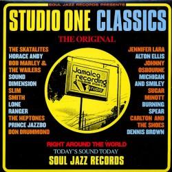 "VV.AA. ""Studio One: Classics"" 2LP."