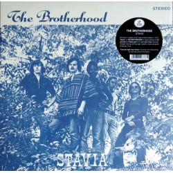 "BROTHERHOOD ""Stavia"" LP."