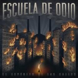 """ESCUELA DE ODIO """"El Espíritu De Las Calles"""" LP."""