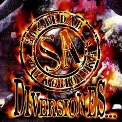 """SOZIEDAD ALKOHOLIKA """"Diversiones"""" LP Color RSD2019."""