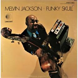 """MELVIN JACKSON """"Funky Skull"""" LP 180GR."""