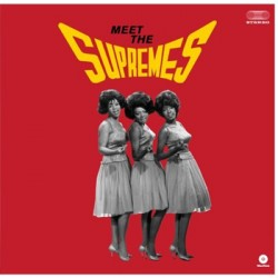 "SUPREMES ""Meet The Supremes"" LP"