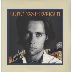 "RUFUS WAINWRIGHT ""Rufus Wainwright"" 2LP."