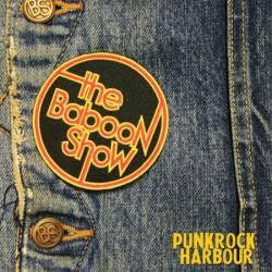 """BABOON SHOW """"Punk Rock Harbour"""" LP Color."""