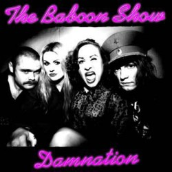 "BABOON SHOW ""Damnation"" LP Color."