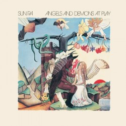 "SUN RA ""Angels & Demons At Play"" LP"