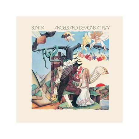 "SUN RA ""Angels & Demons At Play"" LP"