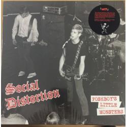 "SOCIAL DISTORTION ""Poshboy's Little Monster"" LP."