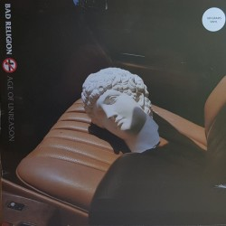 "BAD RELIGION ""Age Of Unreason"" LP 180GR."