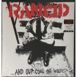 "RANCID ""...And Out Come The Wolves"" LP 180GR + Poster."