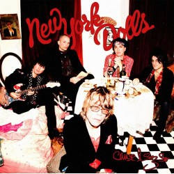 "NEW YORK DOLLS ""'Cause I Sez So"" LP."