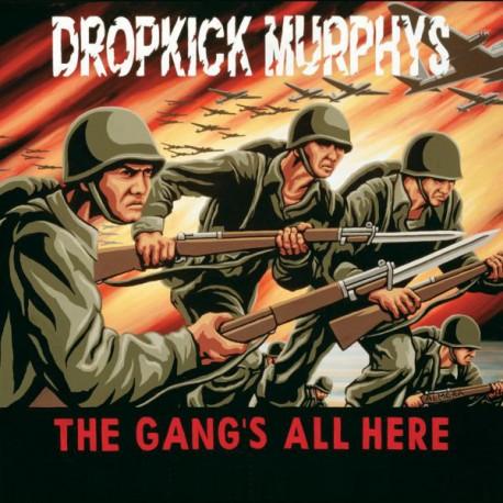 "DROPKICK MURPHYS ""The Gang's All Here"" LP."
