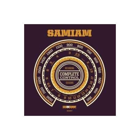 "SAMIAM ""Complete Control Recording Sessions"" LP."