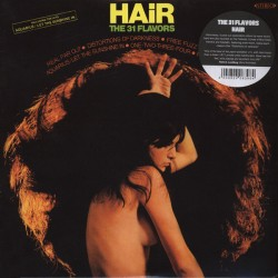 "31 FLAVORS ""Hair"" LP."