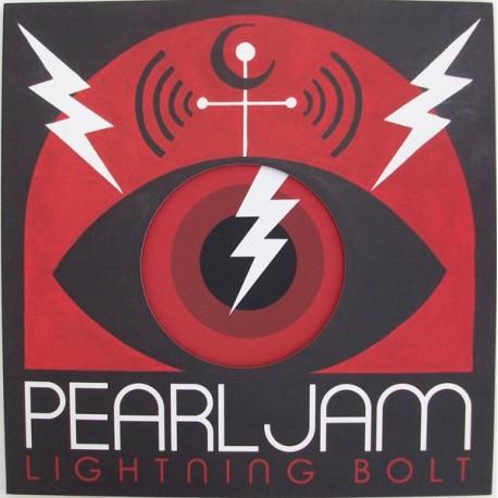 """PEARL JAM """"Lightning Bolt"""" LP Gatefold."""