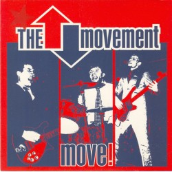 "MOVEMENT ""Move!"" LP Color."