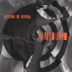 "MISSION OF BURMA ""Unsound"" LP 180GR."