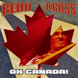 "REDD KROSS ""Oh Canada!"" LP."