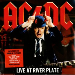 "AC/CD ""Live At River Plate"" 3LP"