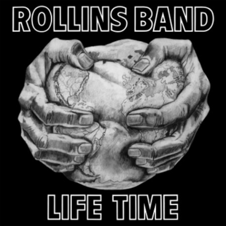 "ROLLINS BAND ""Life Time"" LP."