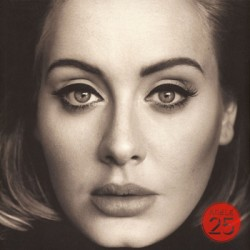"ADELE ""25"" LP XL Recordings"