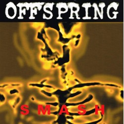 "OFFSPRING ""Smash"" LP."