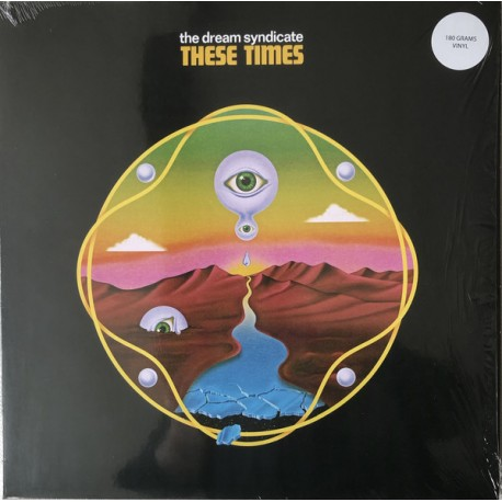 """DREAM SYNDICATE """"These Times"""" LP 180GR."""