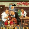 "TANKARD ""The Meaning Of Life"" LP Color."