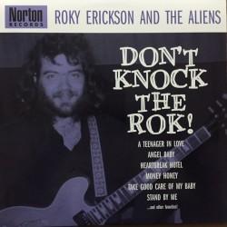 "ROKY ERICKSON & THE ALIENS ""Don't Knock The Rok!"" 2LP."