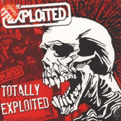 """EXPLOITED """"Totally Exploited"""" 2LP Color."""
