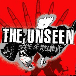 """UNSEEN """"State Of Discontent"""" LP."""
