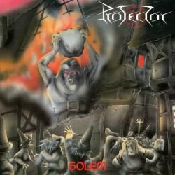 "PROTECTOR ""Golem"" LP Color Bone."