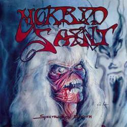 """MORBID SAINT """"Spectrum Of Death"""" LP Color Red."""