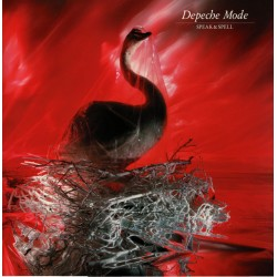 "DEPECHE MODE ""Speak & Spell"" LP."