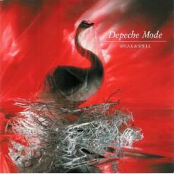 """DEPECHE MODE """"Speak & Spell"""" CD."""